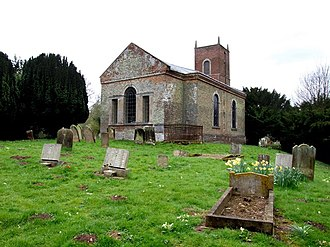 South Thoresby - Image: St Andrew, South Thoresby geograph.org.uk 822937