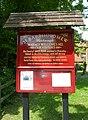 St Bartholomew's Church, Westwood Lane, Wanborough (May 2014) (Noticeboard).JPG