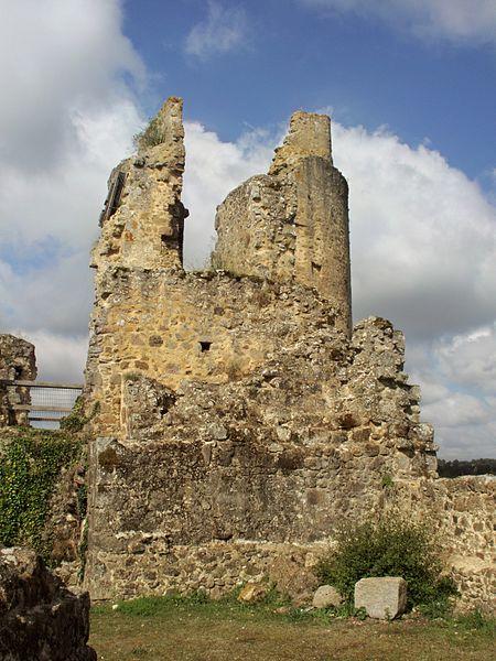 Château de Saint-Germain-de-Confolens
