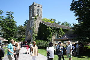 Niagara-on-the-Lake - St. Mark's Church