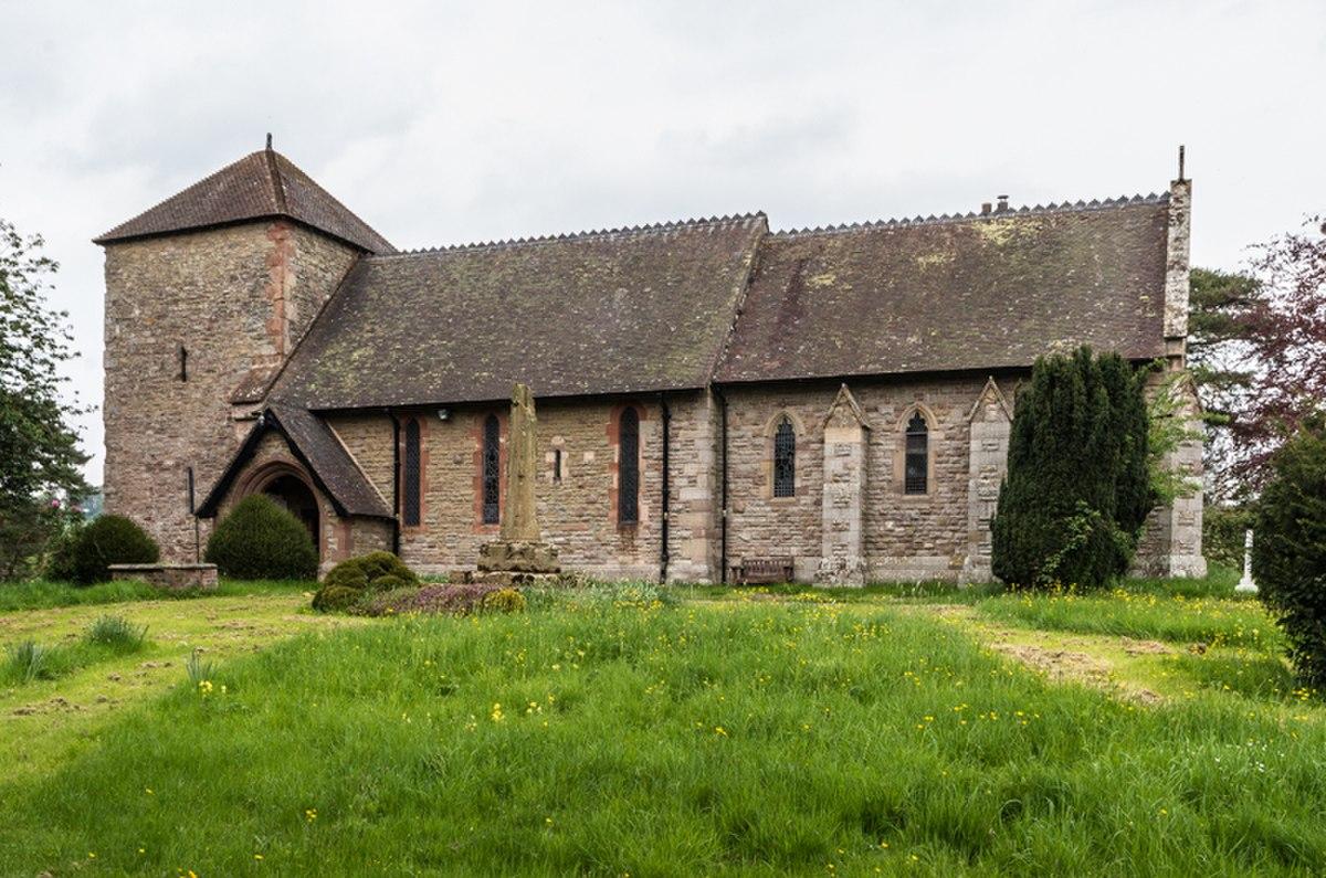 St Mary's Church, Caynham.jpg