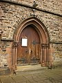 St Mary's and St John's Catholic Church, Doorway - geograph.org.uk - 1311762.jpg