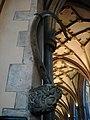 St Mary Redcliffe, Bristol. Whale bone - geograph.org.uk - 1412374.jpg