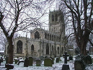 Tickhill - St Mary's Church