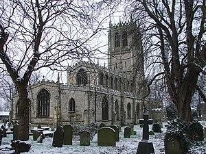 Tickhill - St Mary's Church