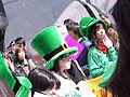 St Patrick's Day Parade in Omotesando, Tokyo.jpg