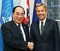Staatssekretär Lopatka trifft VN-Untergeneralsekretär Wu Hongbo (8271801955).jpg