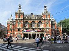 Le théâtre Stadsschouwburg