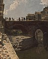 Stanislas Victor Edouard Lépine - Brücke in einer französischen Stadt - 4345 - Österreichische Galerie Belvedere.jpg