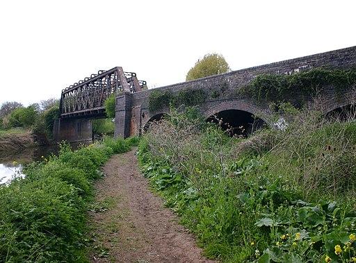 Stannals Bridge, Greenway, Stratford-upon-Avon - geograph.org.uk - 1837487