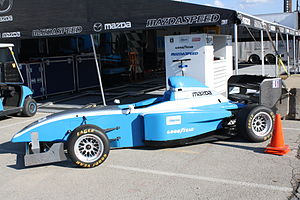 Pro Mazda Championship - Star Mazda car in 2009