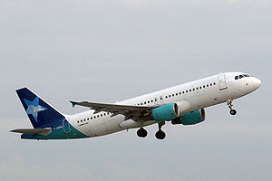 XL Airways France - A former Star Airlines Airbus A320-200 in 2006