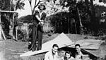 StateLibQld 2 180999 American and Australian soldiers with two female friends, Manly, Brisbane, 1942.jpg