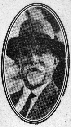 George Agnew (Australian politician) - George Agnew in 1925