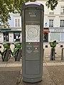 Station Vélib' Métropole St Mandé Docteur Arnold Netter - Paris XII (FR75) - 2020-10-15 - 5.jpg