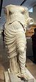 Statua della cosiddetta afrodite sulla tartaruga, forse da atene, 430-420 ac ca.JPG