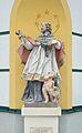 Statue of John of Nepomuk 01, Fladnitz.jpg