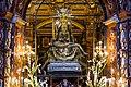 Statue of Nuestra Señora de las Angustias, Granada, Spain.jpg