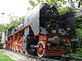 Steam locomotive No.57007 Ankara Museum.JPG