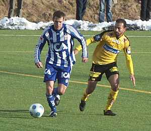2013 IFK Göteborg season - Midfielder Stefan Selaković left the club for Halmstads BK after eight seasons.