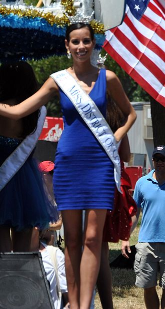 Stephanie Williams (Miss District of Columbia) - Image: Stephanie Williams Miss District of Columbia