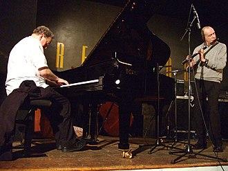 Fazioli - Steve Beresford plays on a Fazioli piano