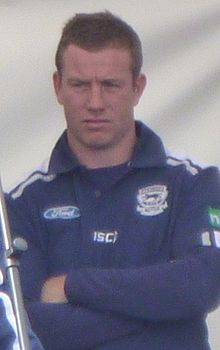 Steve Johnson 2011 Premiership Parade 1.JPG