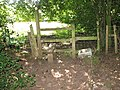 Stile on the Gloucestershire Way - geograph.org.uk - 522752.jpg