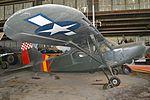 Stinson L-5E Sentinel (44-18145 - N62091) (29366496133).jpg