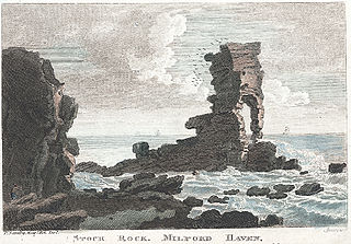 Stock Rock, Milford Haven