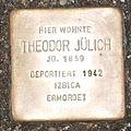 Stolperstein Bad Münstereifel Heisterbacher Straße 3 Theodor Jülich.jpg