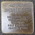 Stolperstein Bocholt Königstraße 9 Marianne Roth.jpg