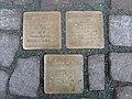 Stolperstein Gießen Weidengasse 18.JPG