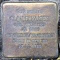 Stolperstein Hektorstr 20 (Halsee) Claire Kaiser.jpg