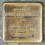 Stolperstein Isaak Günzburger Müllheim.jpg