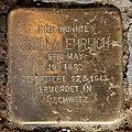 Stolperstein Livländische Str 26 (Wilmd) Stella Ehrlich.jpg