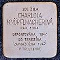 Stolperstein für Charlota Knöpflmacherova (Lostice).jpg