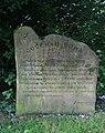 Stone inscription at Buckham Down picnic site - geograph.org.uk - 531383.jpg