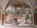 Storie di s. benedetto, 11 sodoma - Come Benedetto compie la edificazione di dodici monasteri 01.JPG