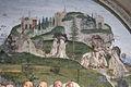 Storie di s. benedetto, 14 sodoma - Come Benedetto pregato dai monaci produce l'acqua dalla cima di un monte 02.JPG