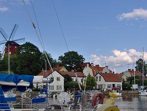 Strängnäs - Image: Strängnäs Windmill