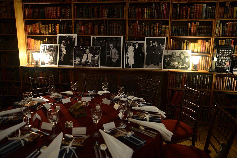 Strand Bookstore Rare Book Room