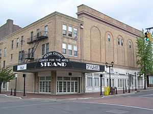 Strand Theater (Lakewood, New Jersey) - Image: Strand Theater