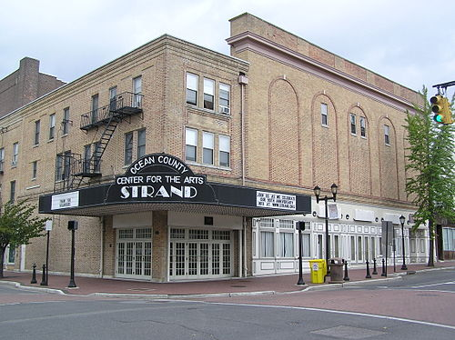 strand theatre wikivisually