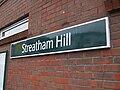 Streatham Hill stn signage.JPG