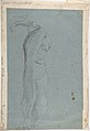 Study for an Angel (recto); Study of a Cushion (verso) MET DP808288.jpg