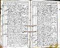 Subačiaus RKB 1832-1838 krikšto metrikų knyga 097.jpg