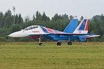 Sukhoi Su-30SM 'RF-81703 - 32 blue' (36767688313).jpg