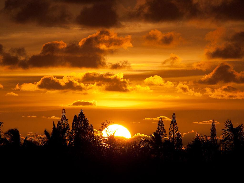 File Sunrise  Kauai Jpg