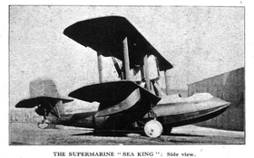 Supermarine Sea King II